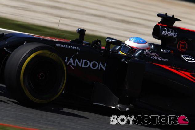 Alonso está satisfecho con el cambio a McLaren - LaF1