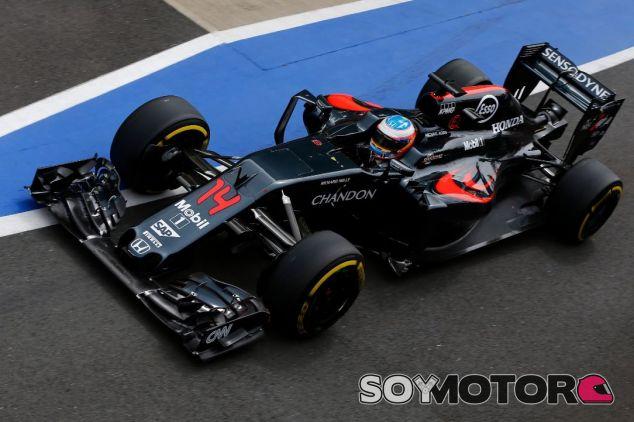 Alonso espera remontar mañana - LaF1