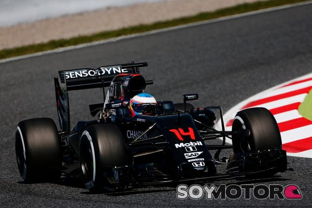 """Alonso: """"Estamos justos para la Q3, pero aún hay margen de mejora"""""""
