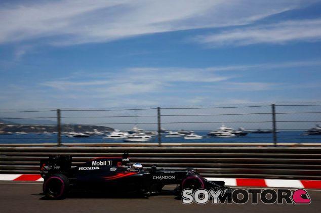 Se esperaba más de McLaren-Honda en Mónaco - LaF1