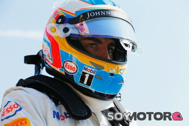 Alonso confía en las nuevas ideas de Honda para el futuro - LaF1