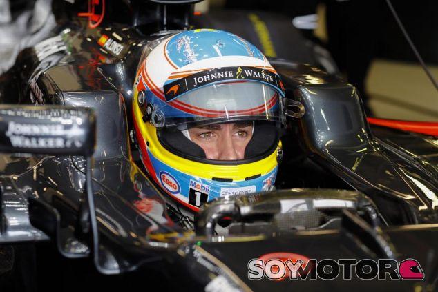 Alonso es el referente de Verstappen - LaF1
