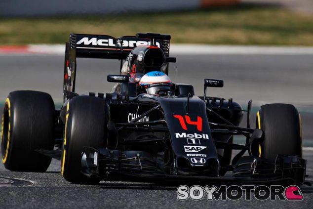Alonso todavía confía en McLaren - LaF1