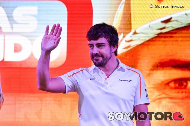 """Alonso: """"Lo que viene es más interesante que otro año en el WEC"""" - SoyMotor.com"""