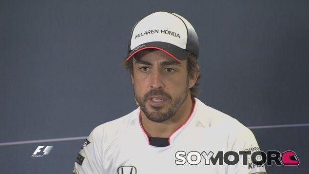Fernando Alonso es optimista con las próximas carreras - LaF1