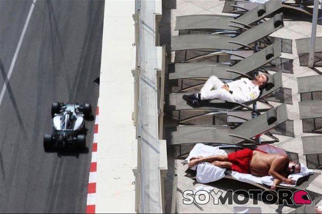 Éste es el montaje que compartió Massa - LaF1