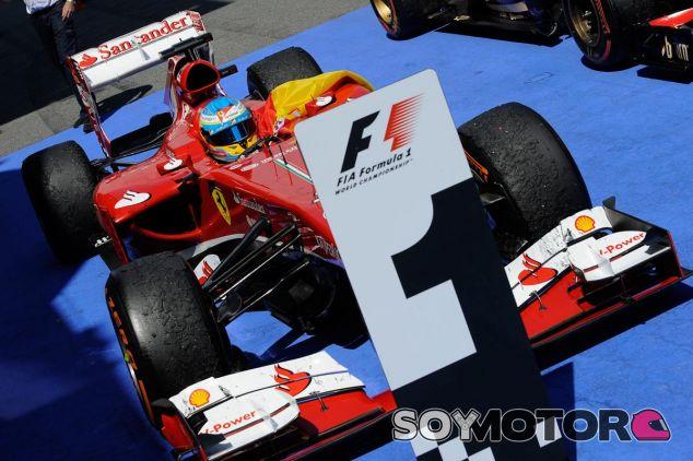 """""""Alonso sabe que pilota para ganar para sí mismo, pero también para Ferrari"""""""