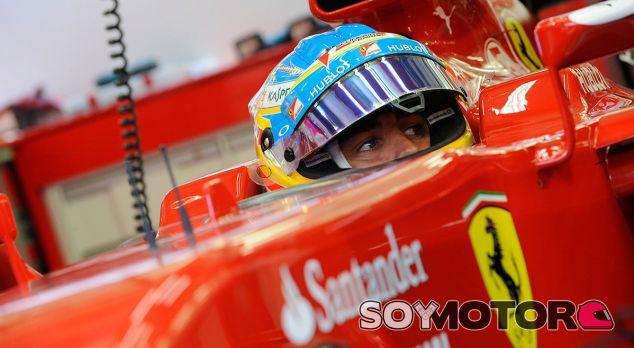 Fernando Alonso es el piloto de la parrilla más conocido del mundo