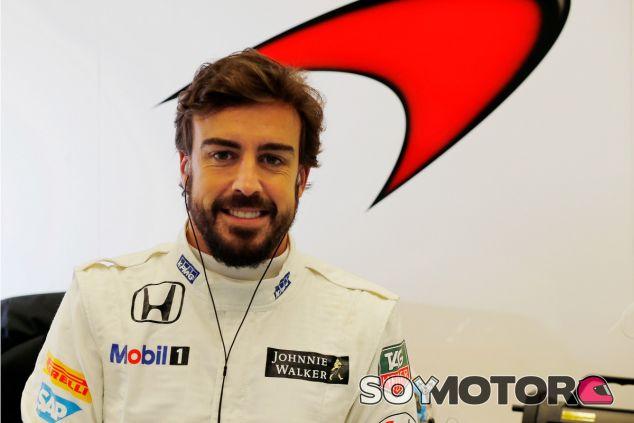Alonso se siente preparado para la temporada 2016 - LaF1
