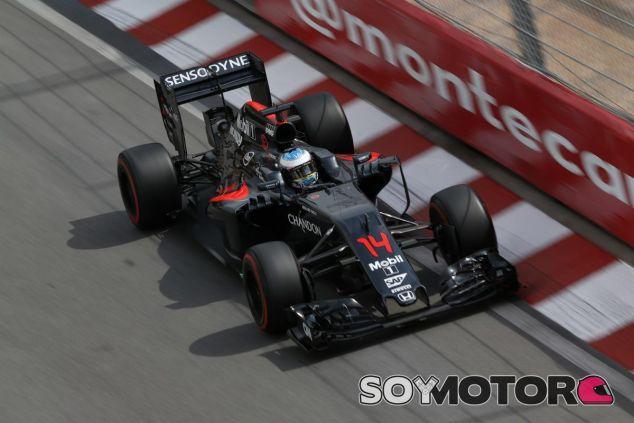 Alonso termina quinto en Mónaco - LaF1