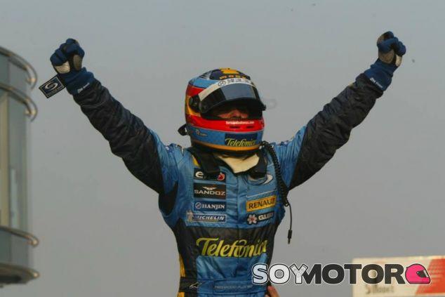 Ghosn quiere volver a ver a Alonso en Renault - LaF1