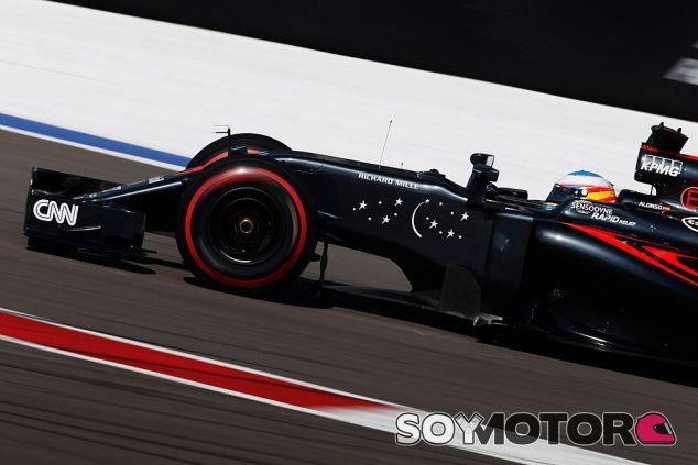 Fernando Alonso firmó una magnífica sexta posición en Rusia - LaF1