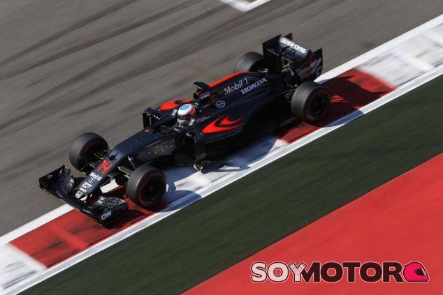 McLaren espera seguir mejorando en las próximas carreras - LaF1