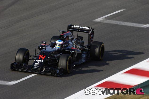 Alonso asegura que McLaren es el único que puede batir a Mercedes - LaF1