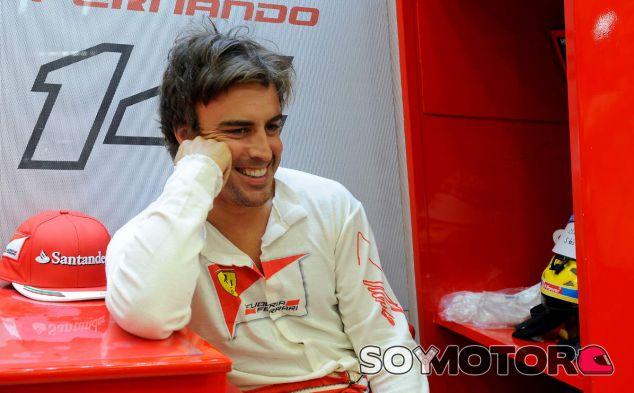 """Jackie Stewart: """"Fernando Alonso está en la edad perfecta"""""""