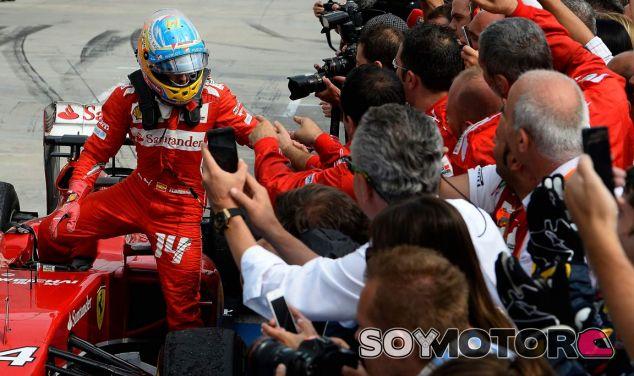 Honda marca una fecha límite a Fernando Alonso: 20 de agosto