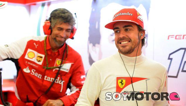 """""""Fernando Alonso es la clave del mercado"""" para Romain Grosjean - LaF1.es"""