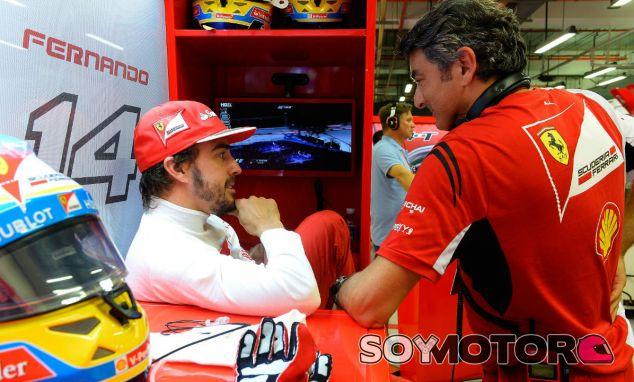 Mattiacci niega cualquier cambio de alineación de cara a 2015 - LaF1.es