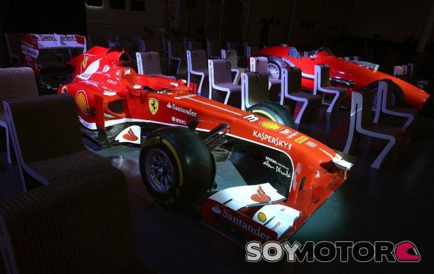 Ferrari presenta en Maranello su nuevo motor V6 Turbo, el 059/3