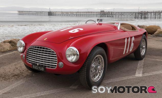Ferrari 166 MM subastado por RM Sotheby's - SoyMotor.com