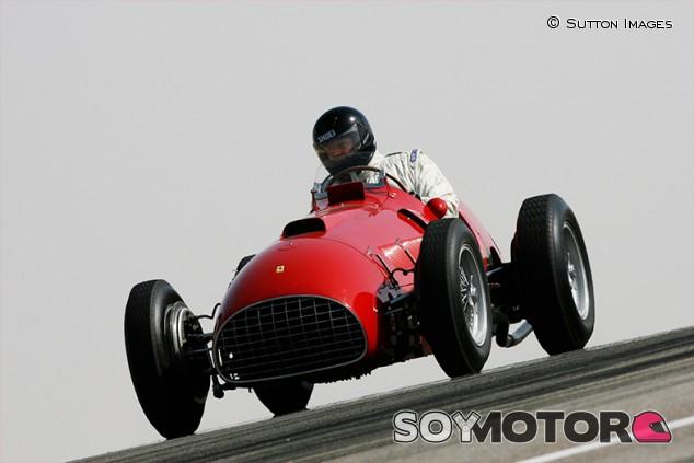 Ferrari pintará el SF1000 de su rojo de 1950 en Mugello - SoyMotor.com