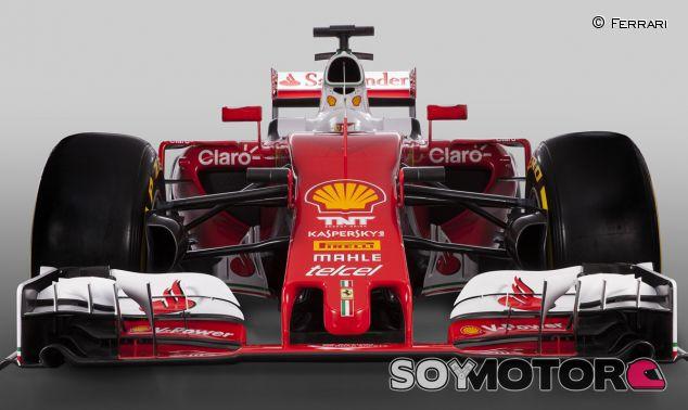 Ferrari ha hecho un gran esfuerzo con el SF16-H - LaF1