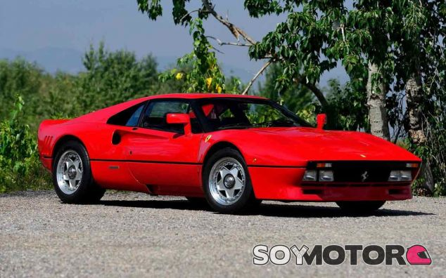Ferrari 288 GTO a subasta: más caro que un F40
