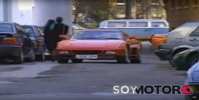 Clarkson, Montezemolo y el Ferrari 348 - SoyMotor.com