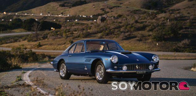 A subasta este Ferrari 400 Superamerica de 1961 - SoyMotor.com
