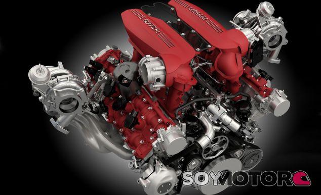 Este es el bloque motor de Ferrari que se ha proclamado 'motor del año 2016' - SoyMotor