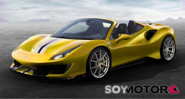 Ferrari 488 Pista Aperta: el descapotable con el que muchos sueñan - SoyMotor.com