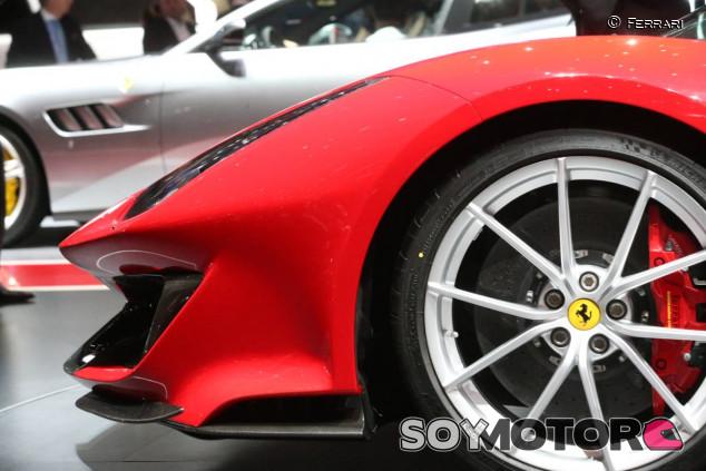 Ferrari 488 Pista - SoyMotor.com