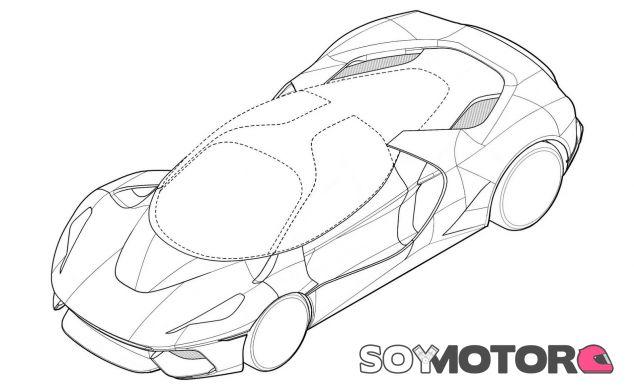 Ferrari F80 - SoyMotor.com