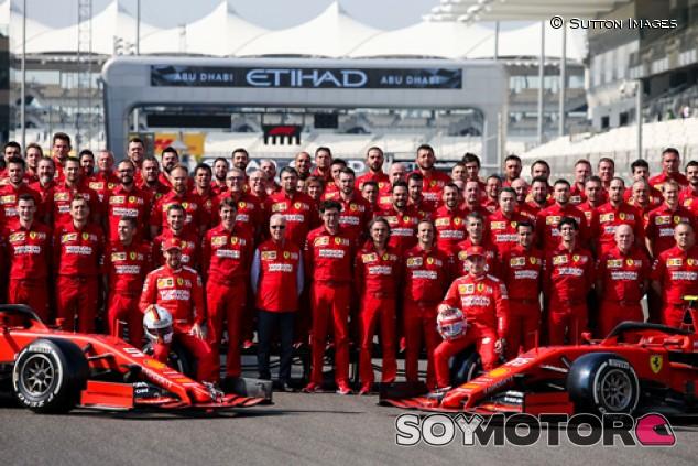 ¿600 empleados, el nuevo límite de los equipos de Fórmula 1? - SoyMotor.com