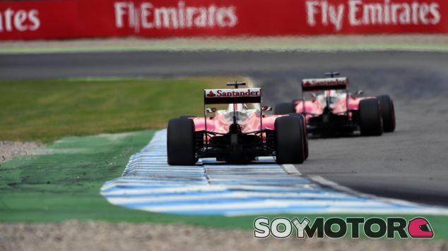 Ferrari quiere recuperar el segundo puesto en el Campeonato de Constructores - LaF1