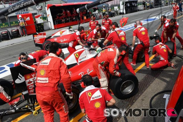 Ferrari está en una temporada complicada - LaF1