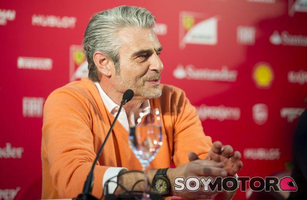 Maurizio Arrivabene cree que Mercedes no ha mostrado su potencial - LaF1.es