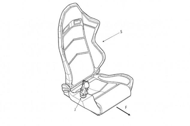 Patente registrada por Ferrari - SoyMotor.com