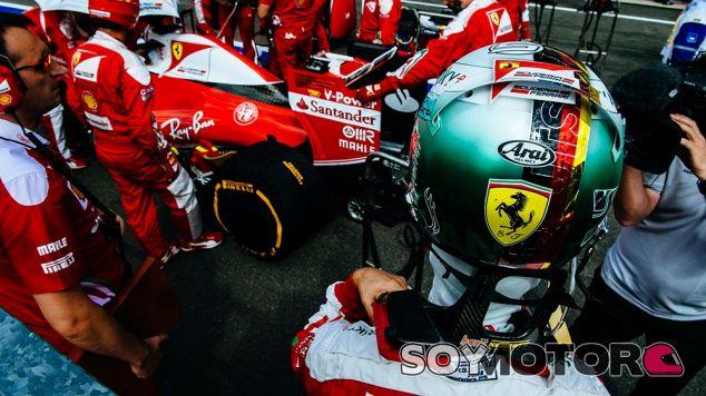 Ferrari lleva cuatro carreras seguidas sin subir al podio - LaF1