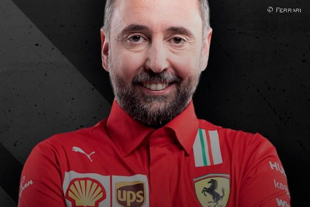 Ferrari se reestructura: Enrico Cardile liderará un nuevo departamento - SoyMotor.com