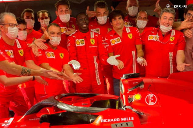 Khaby Lame: entrar en un Fórmula 1 no es tan difícil, Carlos - SoyMotor.com