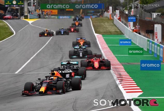 Ferrari empieza a 'coquetear' con el podio - SoyMotor.com