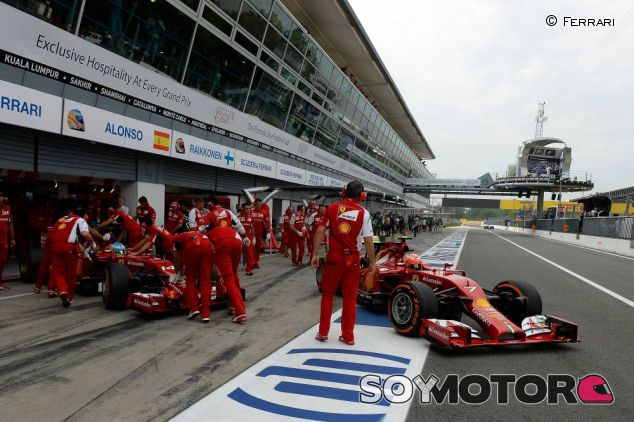 Fernando Alonso y Kimi Räikkönen en Jerez de la Frontera - LaF1