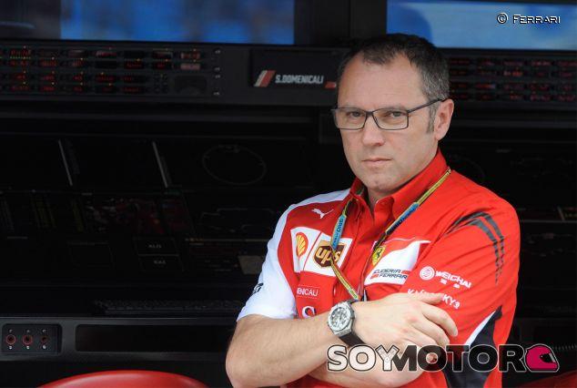Stefano Domenicali en el Gran Premio de Australia - LaF1
