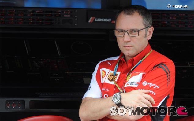 Stefano Domenicali en Australia - LaF1