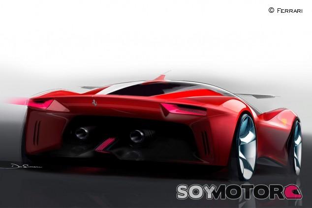 Ferrari P80/C - SoyMotor.com
