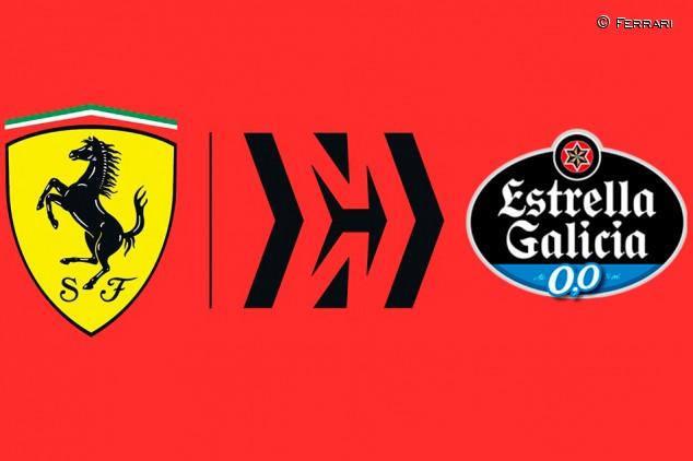 Estrella Galicia 0,0 acompaña a Sainz en su nueva etapa Ferrari - SoyMotor.com