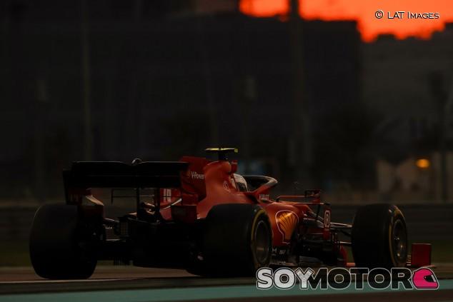Los puntos débiles del Ferrari SF1000, resueltos en el SF21 - SoyMotor.com