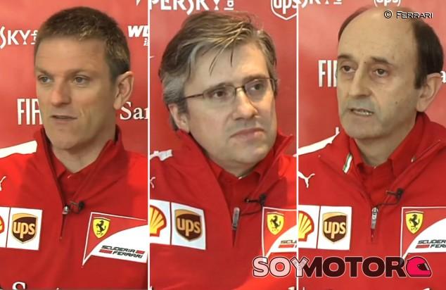 James Allison, Pat Fry y Luca Marmorini analizan la temporada 2014 - LaF1