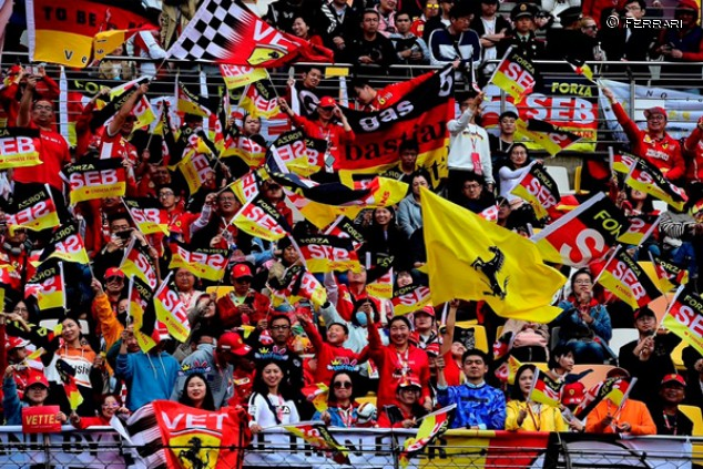 Ferrari en el GP de Azerbaiyán F1 2019: Previo - SoyMotor.com